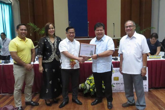 Streamlining the Dumaguete City bureaucracy