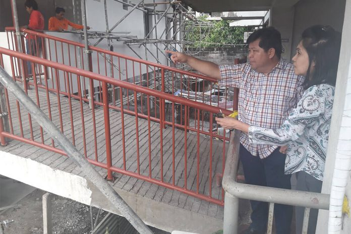 mayor remollo to fast-track P36.6M worth of projects in 2017
