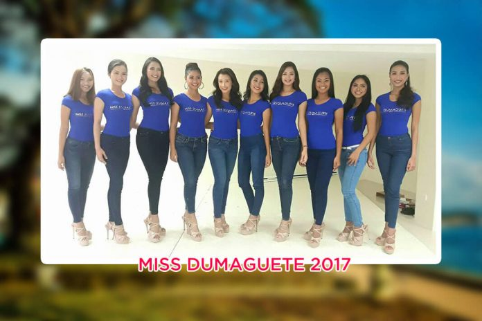 Miss Dumaguete 2017 press presentation