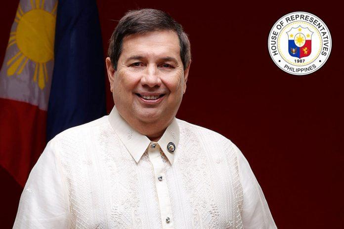 Congressman Chiquiting Sagarbarria