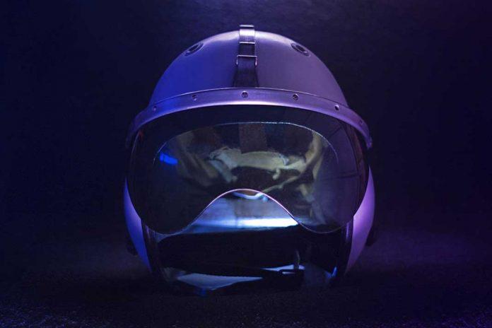 tinted helmets